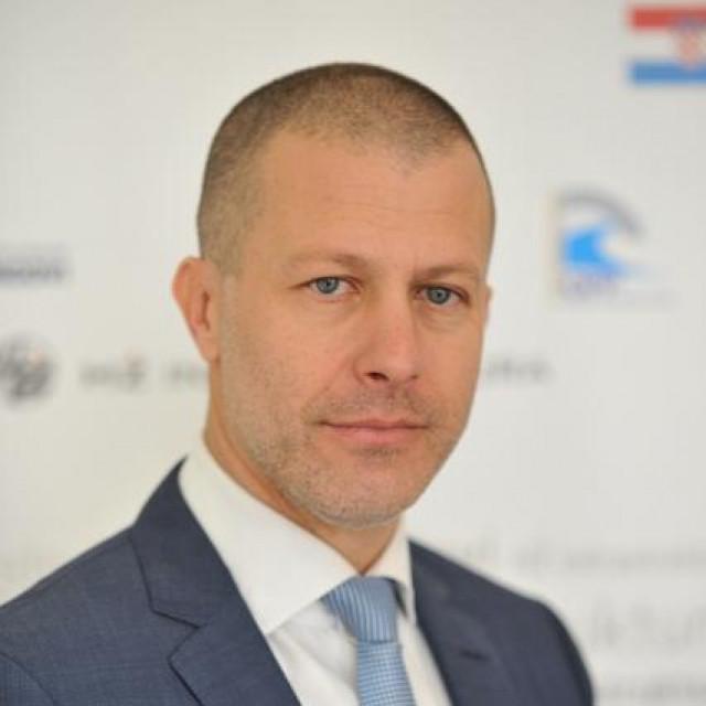 Ivan Kršić, predsjednik Uprave HŽ Infrastrukture