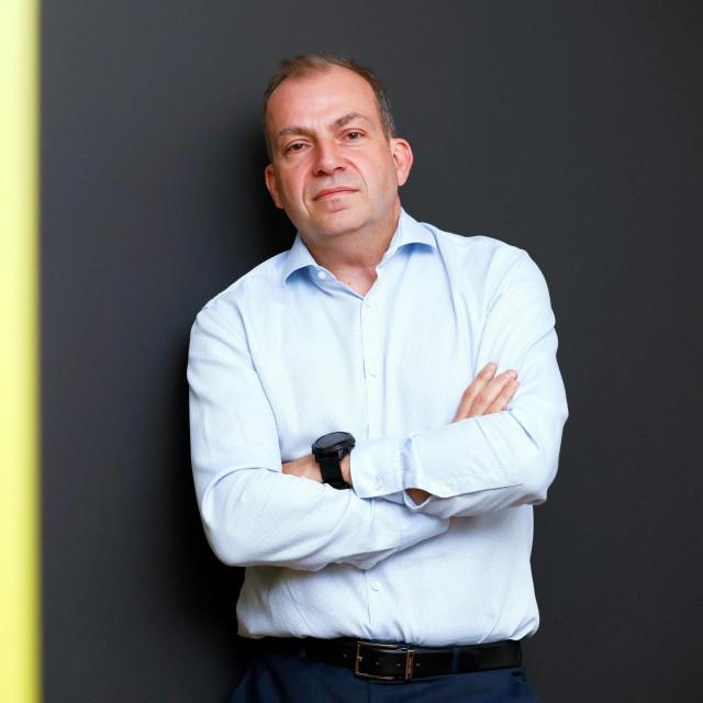 Igor Škrgatić, direktor tvrtke Be-On za financijsko savjetovanje