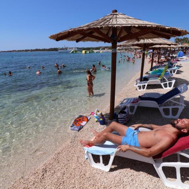 Otok Vir je turistički hit