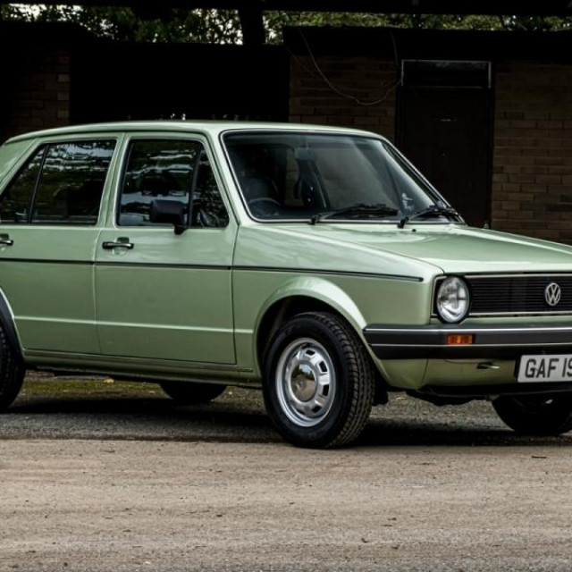 VW Golf GLD