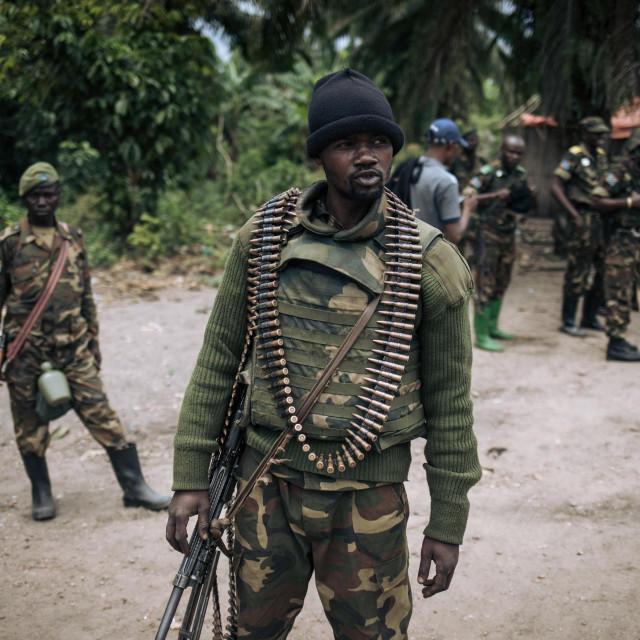 Savezničke demokratske snage (ADF), ugandska naoružana skupina aktivna u istočnom Kongu od '90-ih