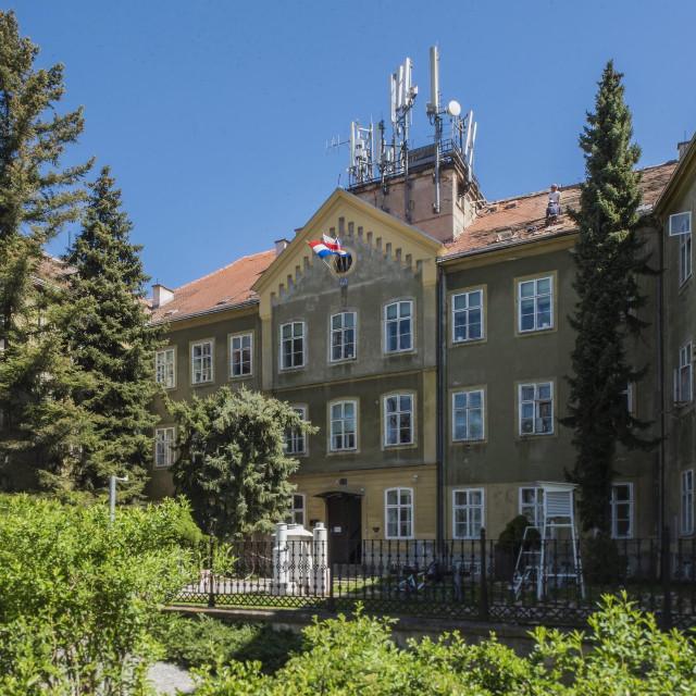 Zgrada Državnog hidrometeorološkog zavoda