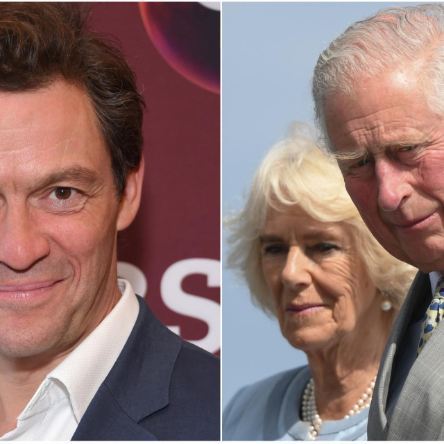 Dominic West, princ Charles