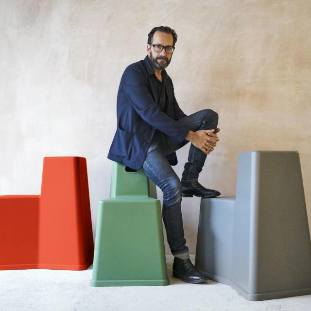 Industrijski dizajner Konstantin Grcic