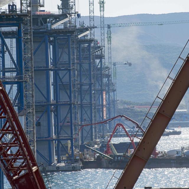 Izgradnja Pelješkog mosta