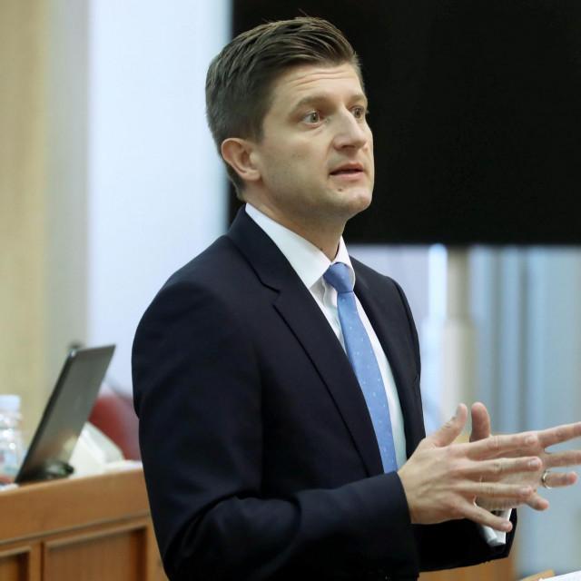 Ministar Zdravko Marić