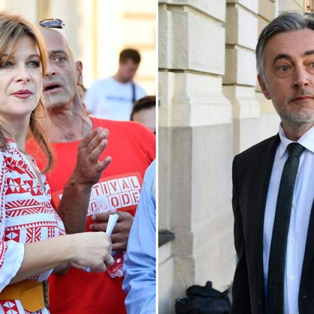 Karolina Vidović Krišto i Miroslav Škoro
