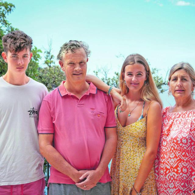 Britanski odvjetnik Jonathan Taylor (51) došao je ljetos s obitelji na odmor u RH