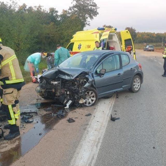prometna nesreća kod Poreča