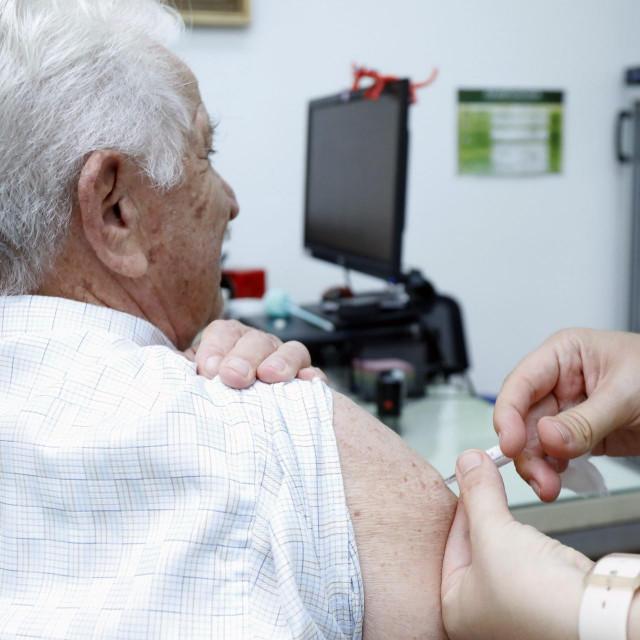 Cijepljenje protiv gripe
