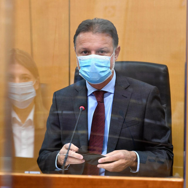 Predsjednik Sabora Gordan Jandrokovič