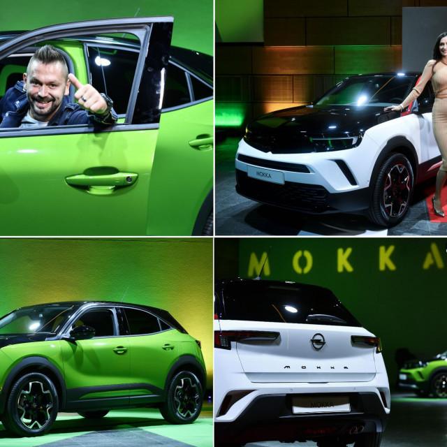 Hrvatska premijera Opel Mokka