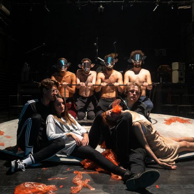 predstava 'Nepoznata iz Seine'