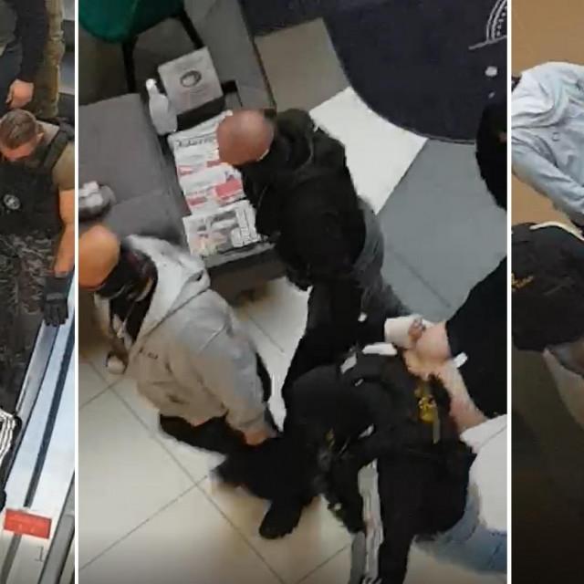Interventna uhitila muškarca u zagrebačkoj Areni