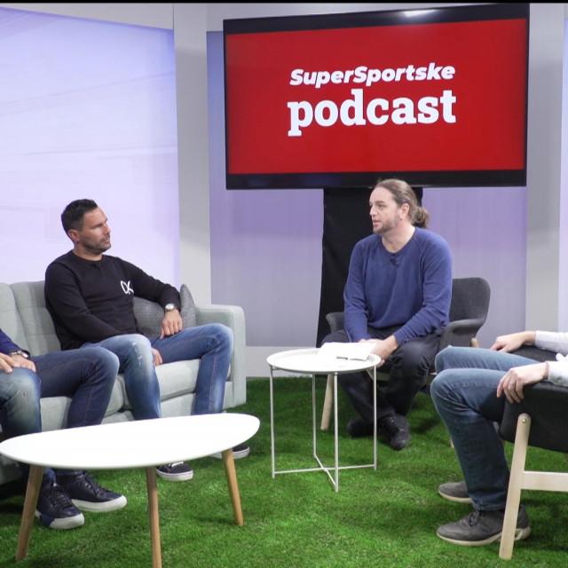 Slijeva nadesno: Ivica Vrdoljak, Jerko Leko, Emir Fulurija i Robert Šola