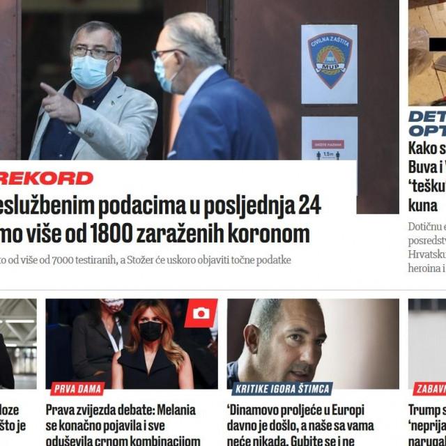 Naslovinca, Jutarnji.hr