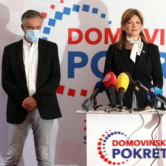 Miroslav Škoro i Karolina Vidović Krišto