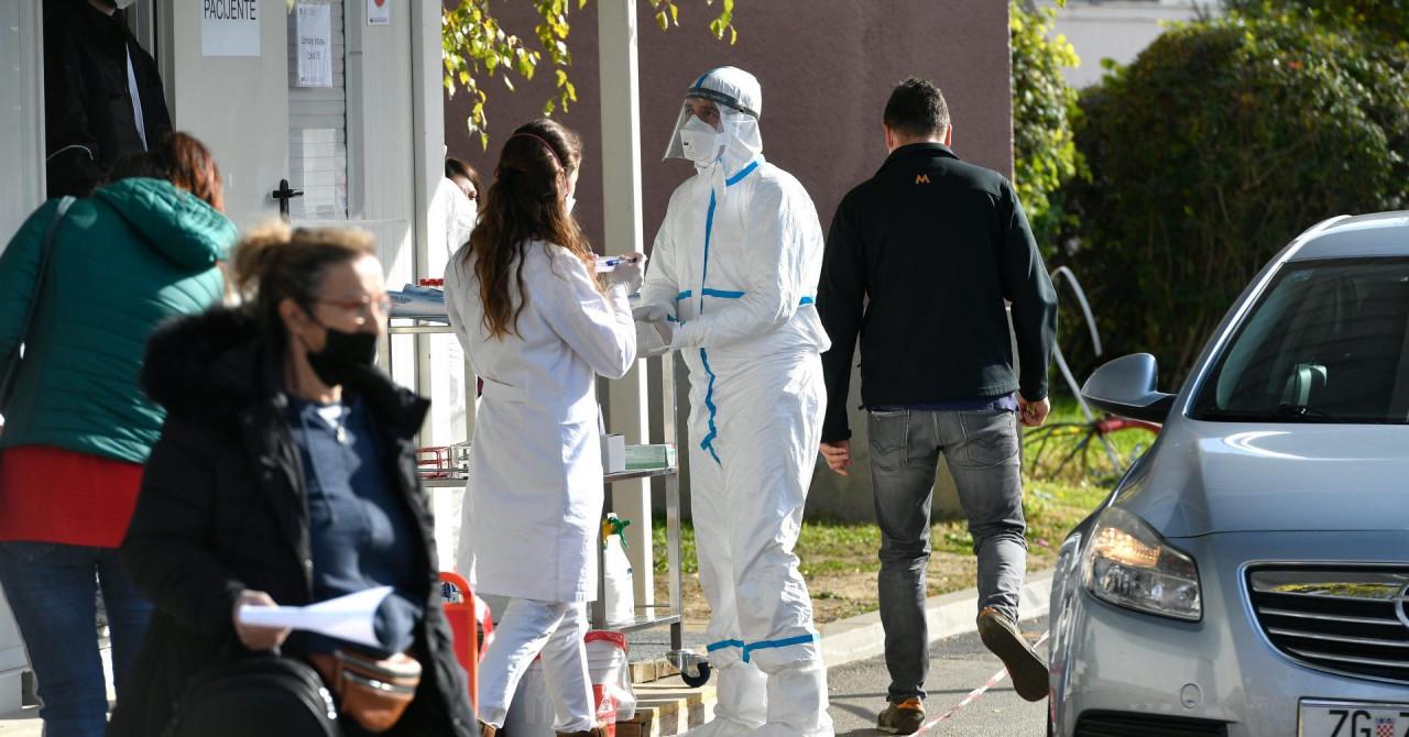 Nacionalni stožer: U protekla 24 sata imamo 2242 novozaraženih, umrlo 16 osoba