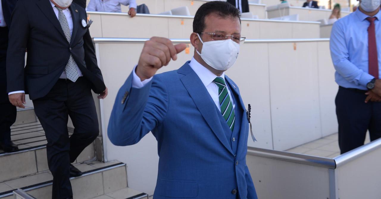 Gradonačelnik Istanbula pozitivan na koronavirus: 'Stigao sam u bolnicu i ovdje proveo noć'