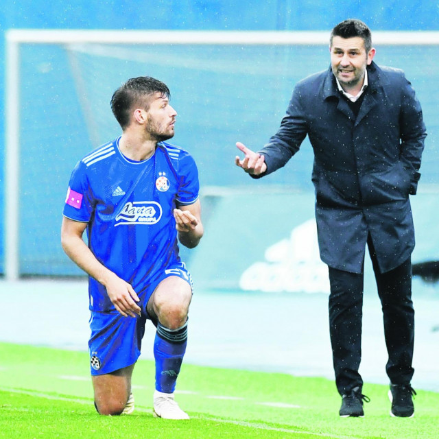 Nenad Bjelica i Bruno Petković u vrijeme sjajne suradnje