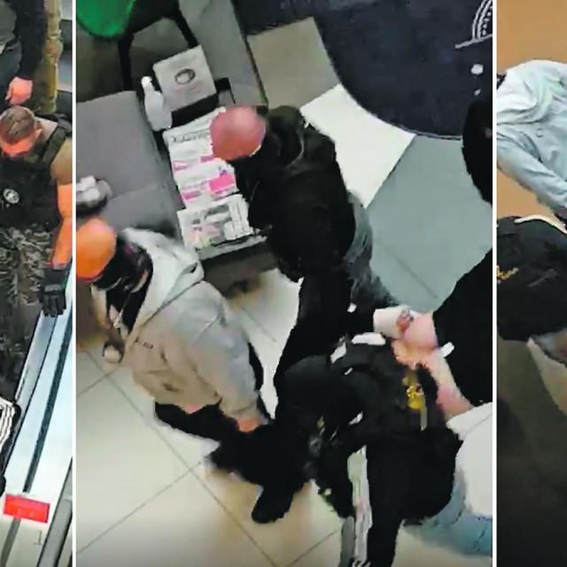 Uhićenje u Areni, Leo Zdenjak