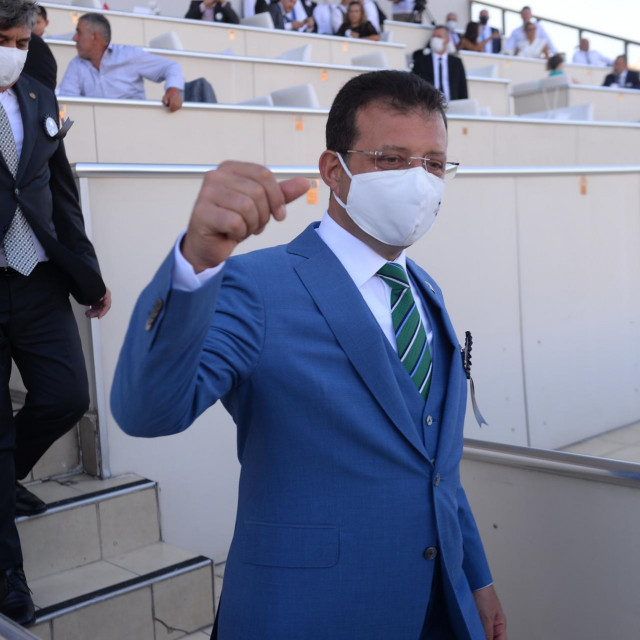 Ekrem Imamoglu, gradonačelnik Istanbula