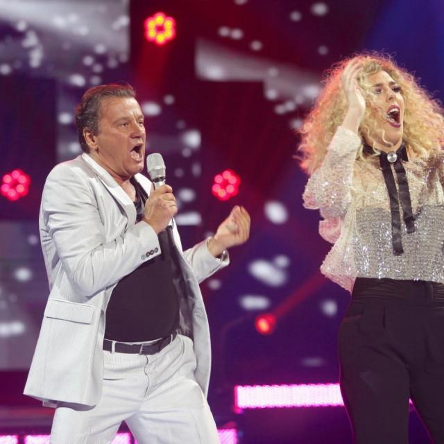 Boris Svrtan i Lea Mijatović