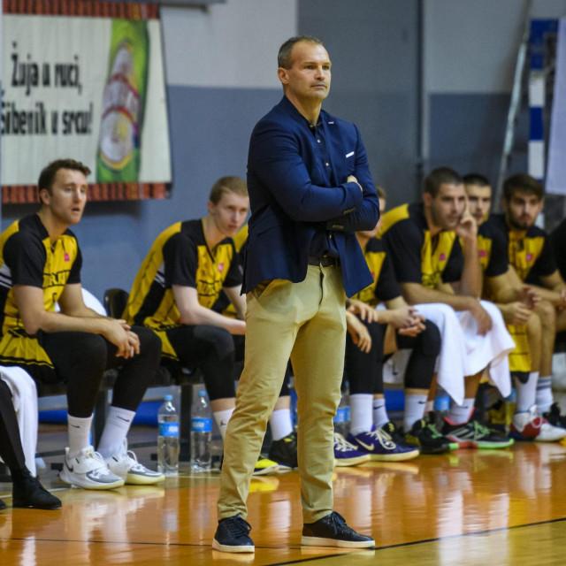 Trener Furnira Vladimir Krstić