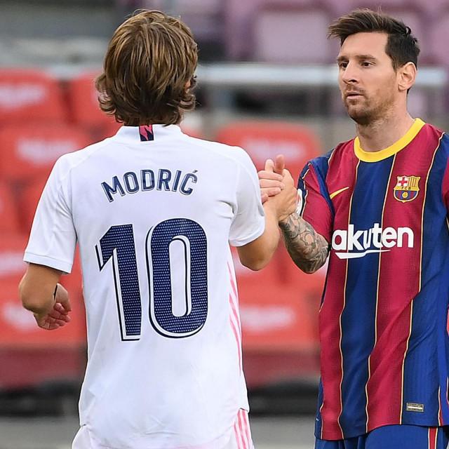 Messi čestita Modriću