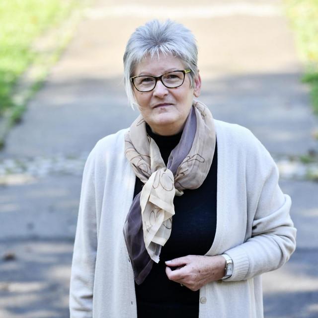 Učiteljica Gordana Kovač Bluha (na fotografiji) dobila je pravomoćnu presudu i škola joj mora isplatiti oko 8000 kn odštete