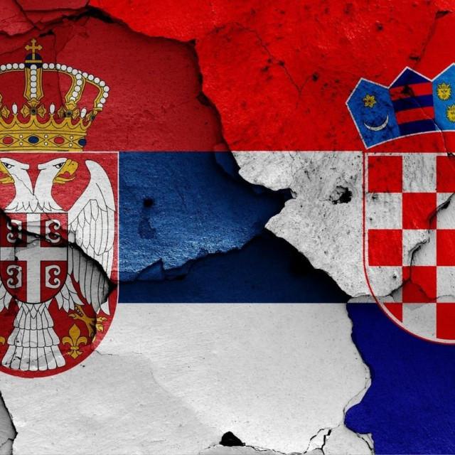 Hrvatska, Srbija/Ilustracija