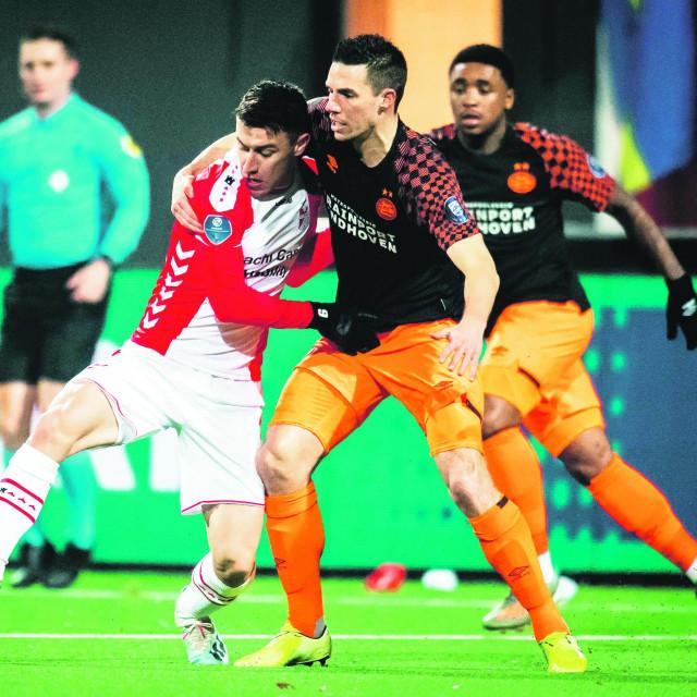 Marko Kolar u akciji u nizozemskoj ligi