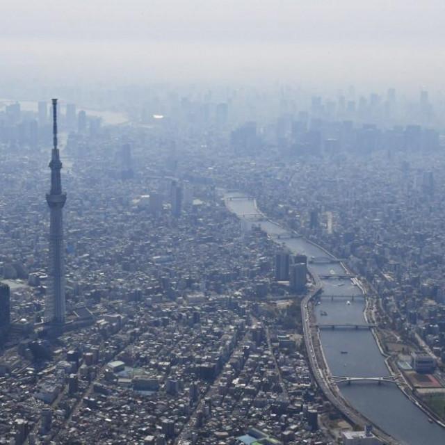 Tokio, panorama