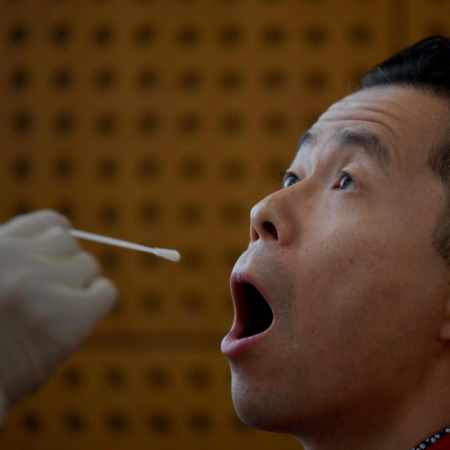 Testiranje u Kini