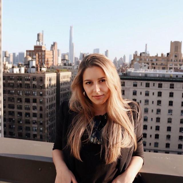 Ivana Matković radi na Sveučilištu Columbia
