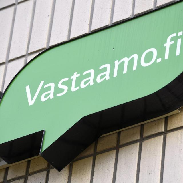 Zgrada tvrtke Vastaamo u Helsinkiju