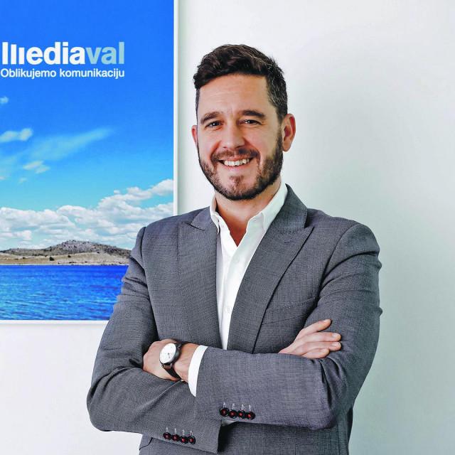 Mario Aunedi Medek, predsjednik Hrvatske udruge za odnose s javnošću.