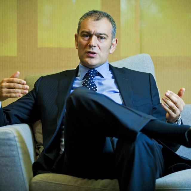 Emil Tedeschi, predsjednik uprave Atlantic grupe<br /> <br />