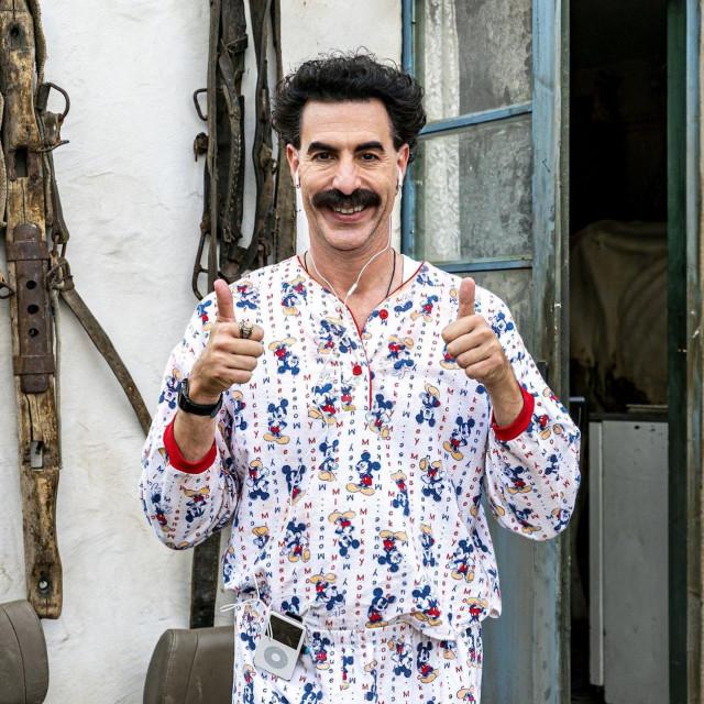 Sacha Baron Cohen kao BoratSagdiyev