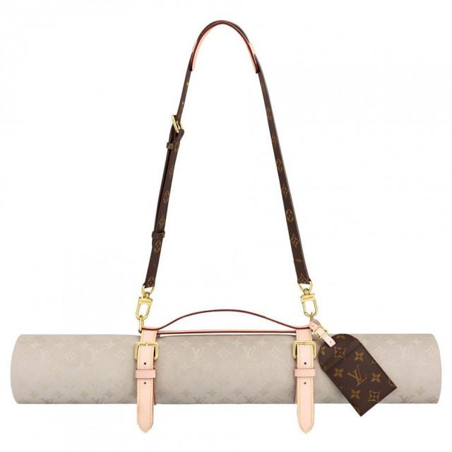 Louis Vuitton prostirka za jogu
