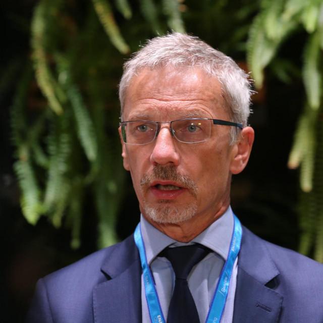 Boris Vujčić, guverner HNB-a