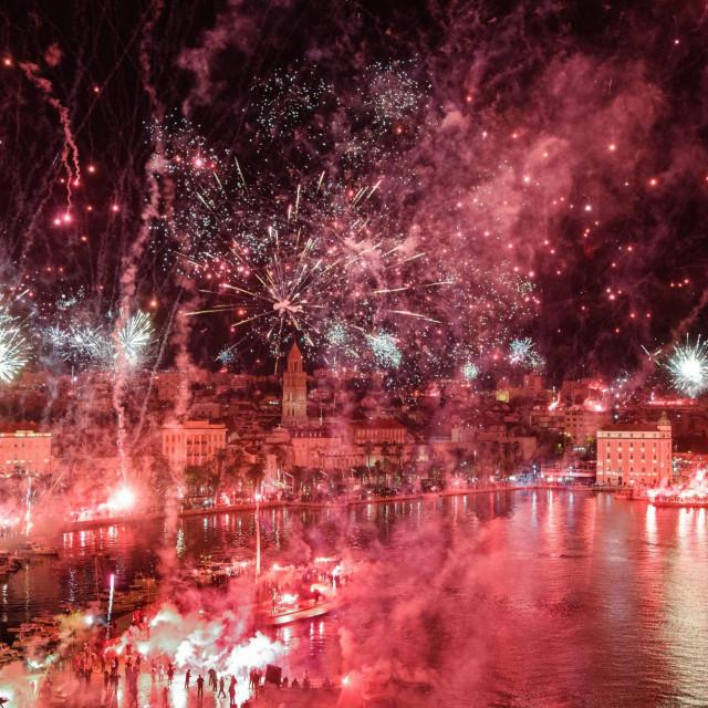 Proslava 70. obljetnice osnivanja Torcide