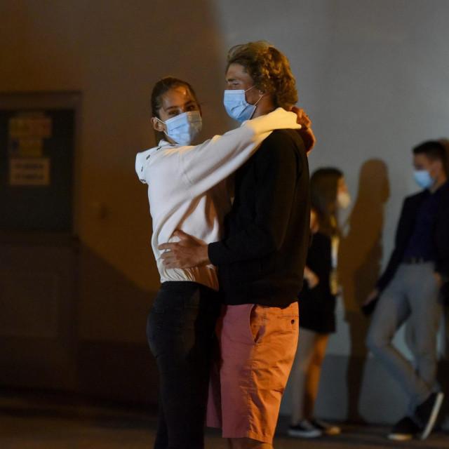 Aleksandar Zverev i Brenda Patea u Zadru u lipnju