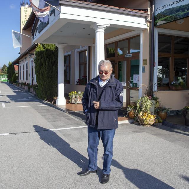 Đuro Horvat, vlasnik hotela i tvrtke Tehnix