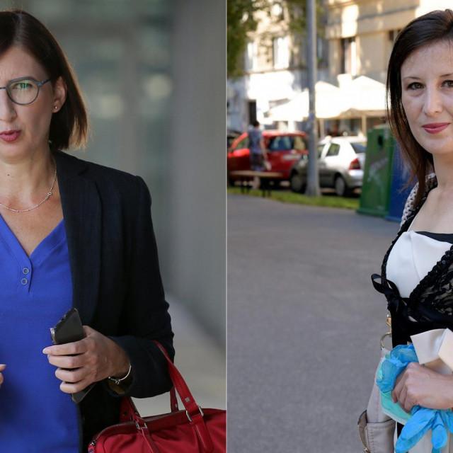 Marijana Puljak; Dalija Orešković
