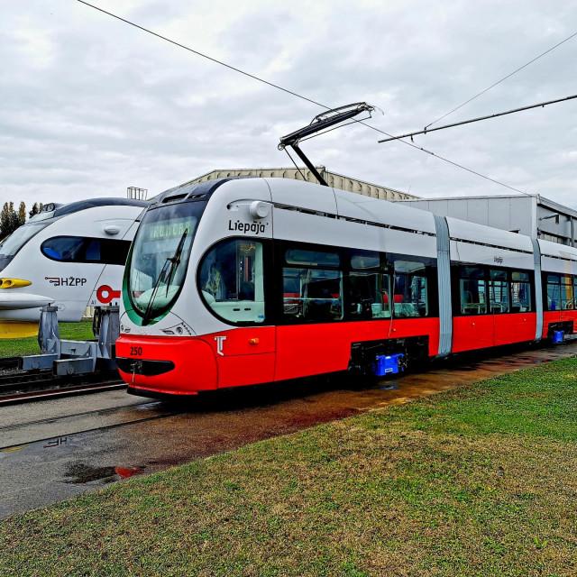 končar tramvaj