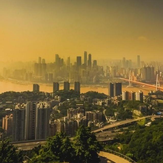 Grad Chongqing