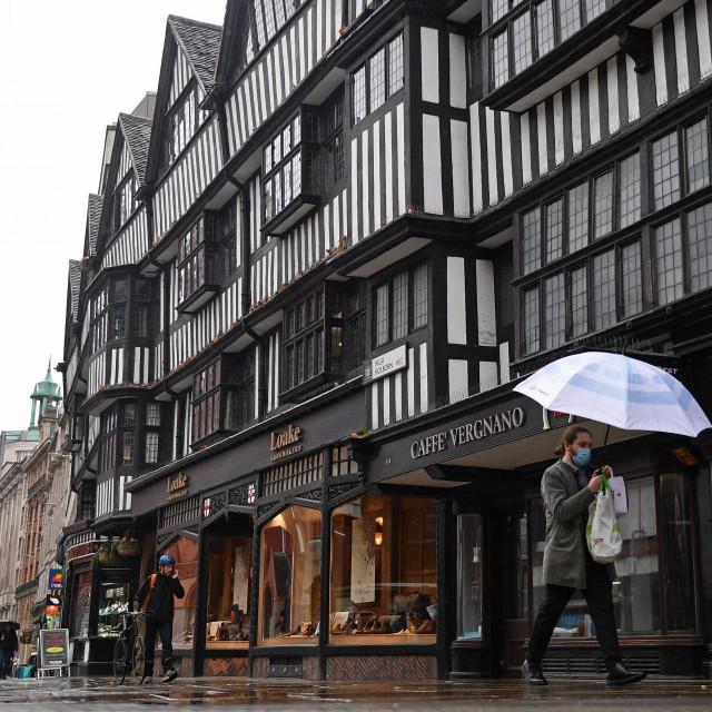 Prizor iz Londona