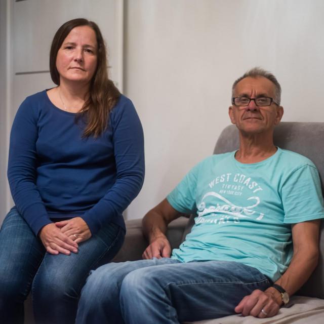 Makira (54) i Rasim(64) Kadić, dvoje umirovljenih državljana Švedske, kojima susjedi prijete nasiljem i vrijeđaju ih po vjerskoj osnovi<br />
