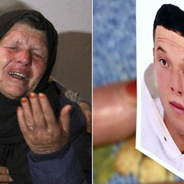 Kmar, majka terorista i napadač Brahim Aouissaoui (na slici)